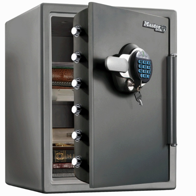 Master Lock Digital Fire/Water Safe SML-LTW-205GYC