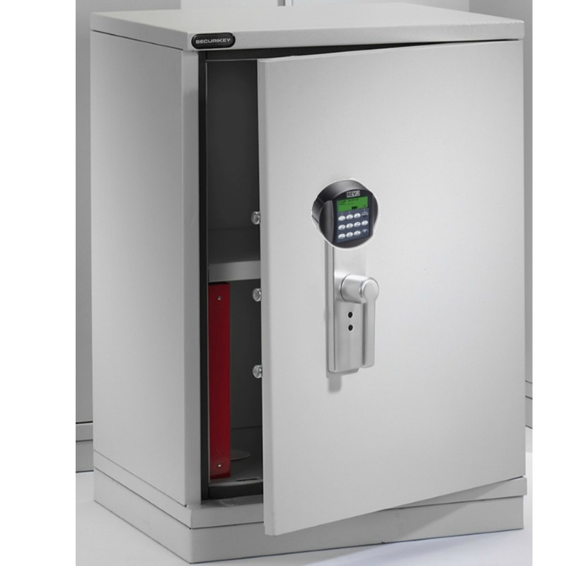 SECURIKEY Fire Stor 1023 S1 Fire Cabinet with Electronic Lock