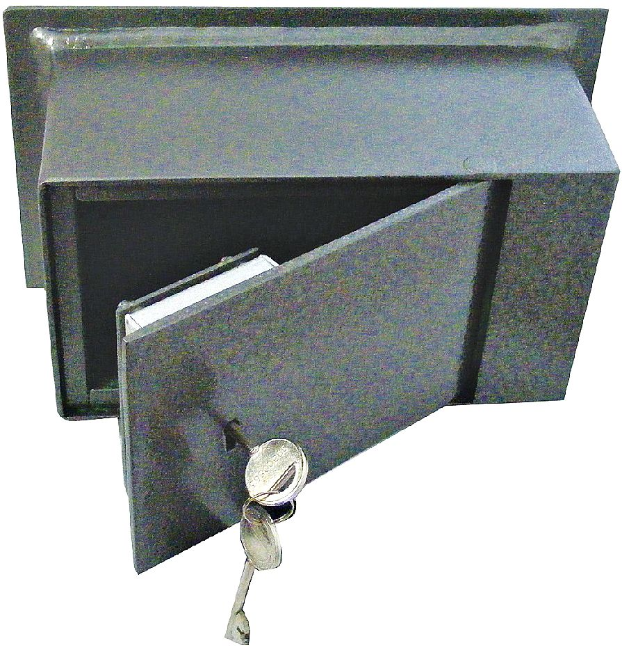 Asec Wall Safe - 3 Brick