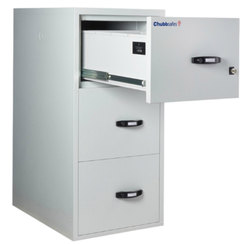 Chubbsafes Fire File 31 3 Drawer