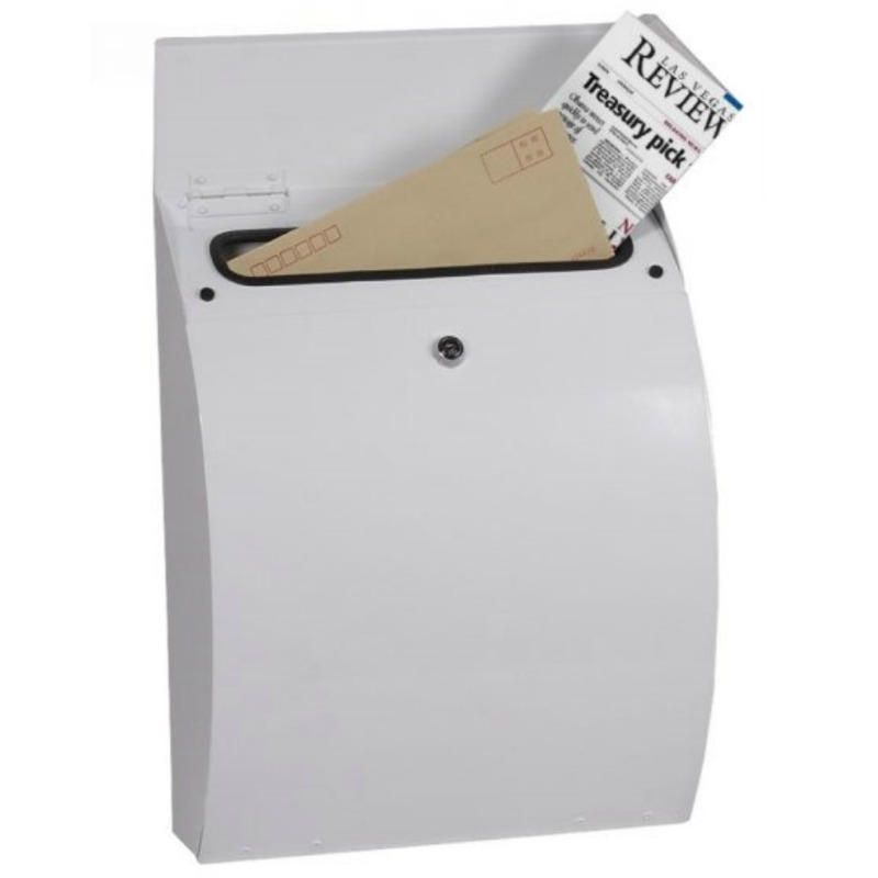 Curvo Top Loading Mail Box MB0112KW