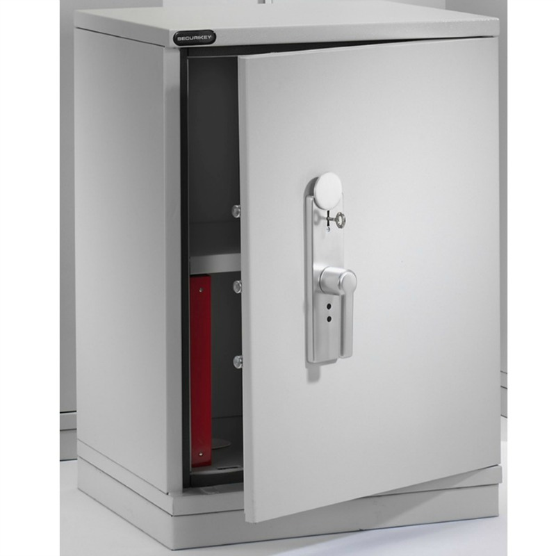 SECURIKEY Fire Stor 1023 S1 Fire Cabinet with Key Lock
