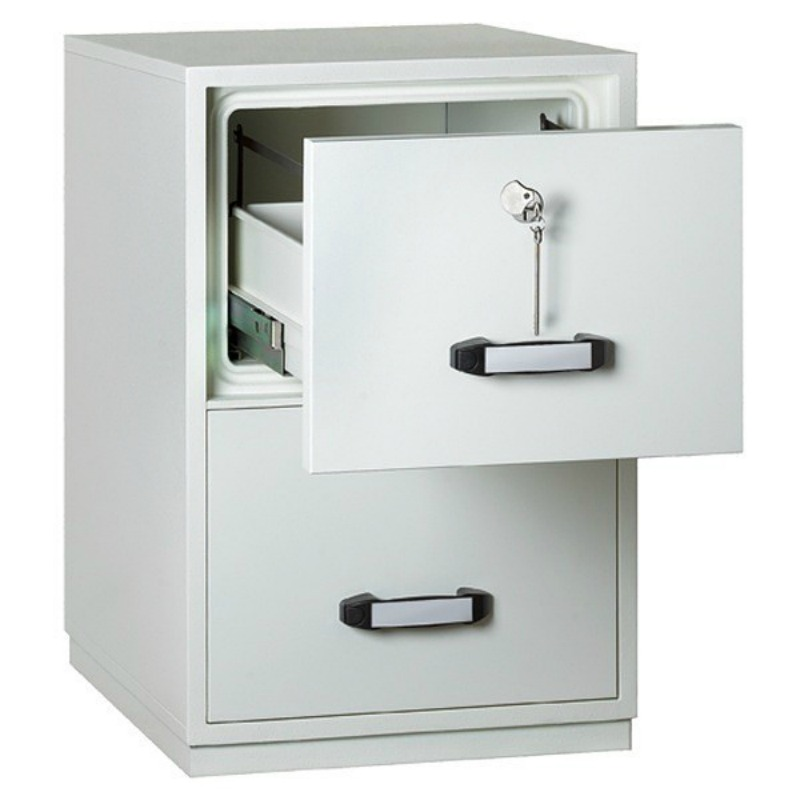 Insafe 2 Drawer 2 Hour Fire Resistant Filing Cabinet