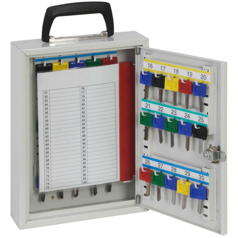 Phoenix Portable Key Cabinet KC0202K