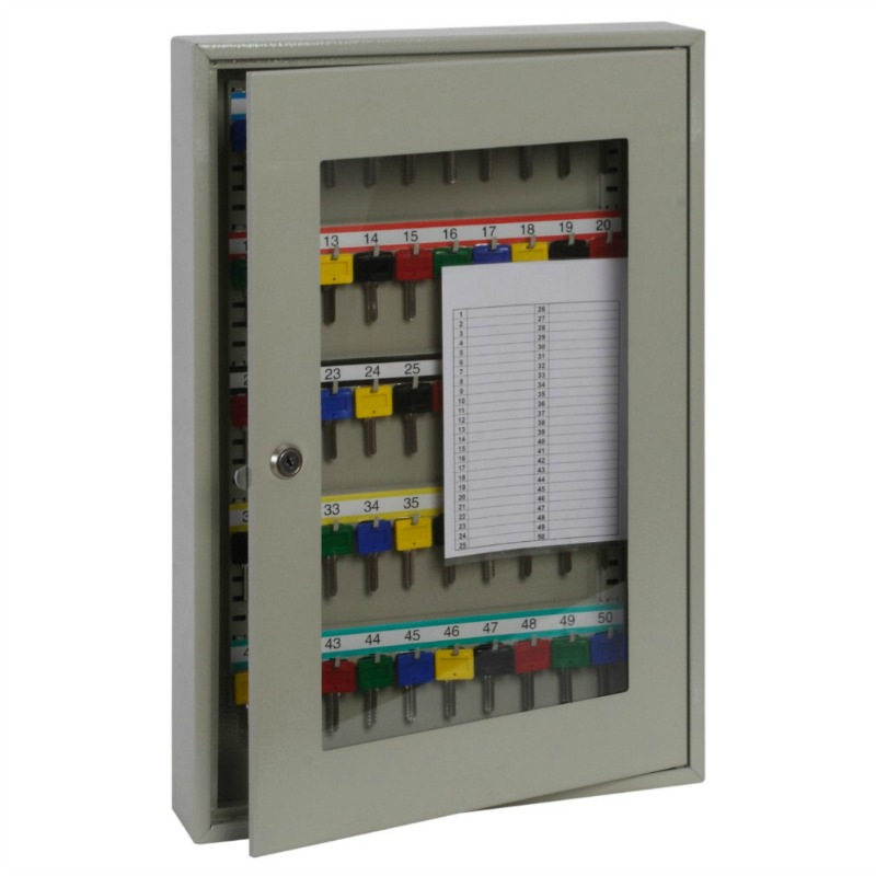 Phoenix Clear View Key Cabinet KC0403K
