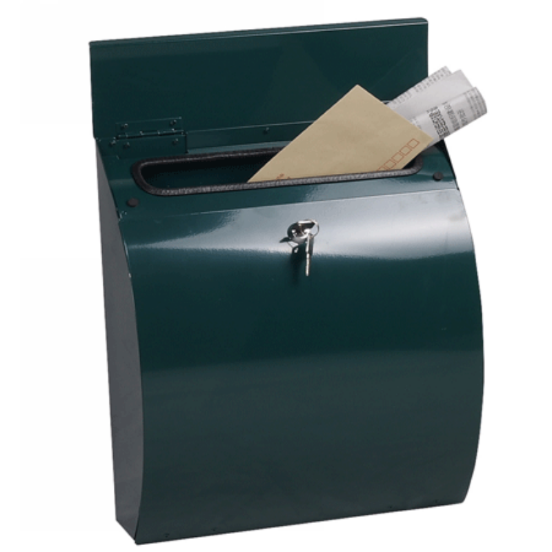 Curvo Top Loading Mail Box MB0112KG
