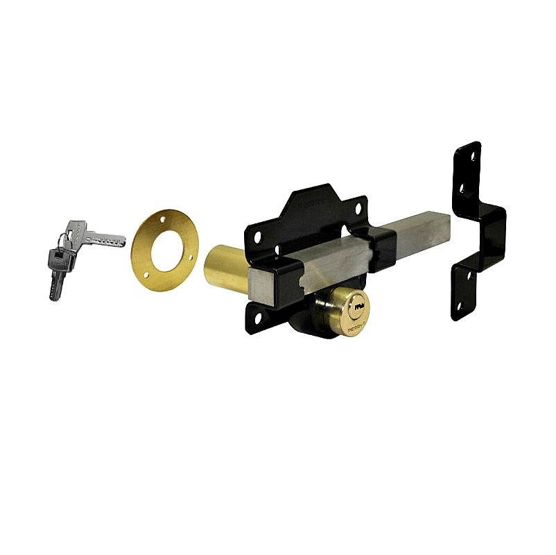 Perry Double Locking Long Throw Gate Lock