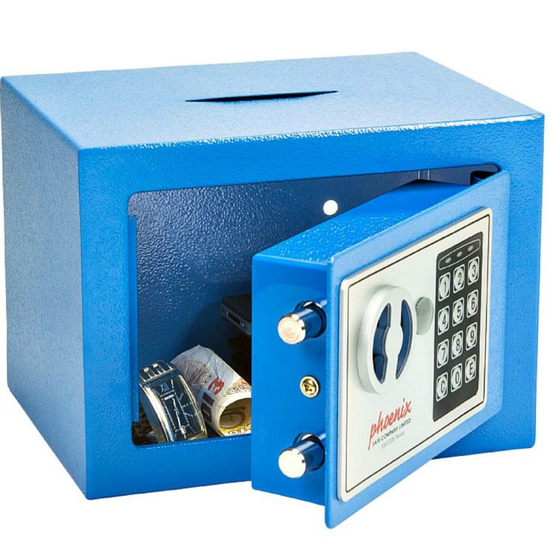 Phoenix Compact Digital Safe  SS0721EBD £1K Rated