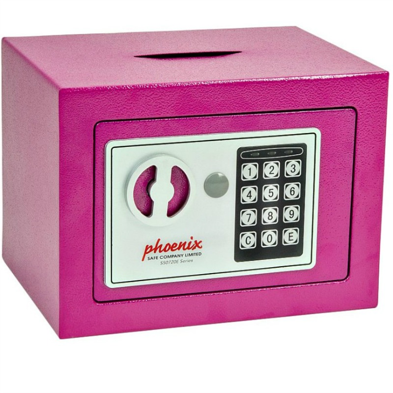 Phoenix Compact Digital Safe  SS0721EPD £1K Rated