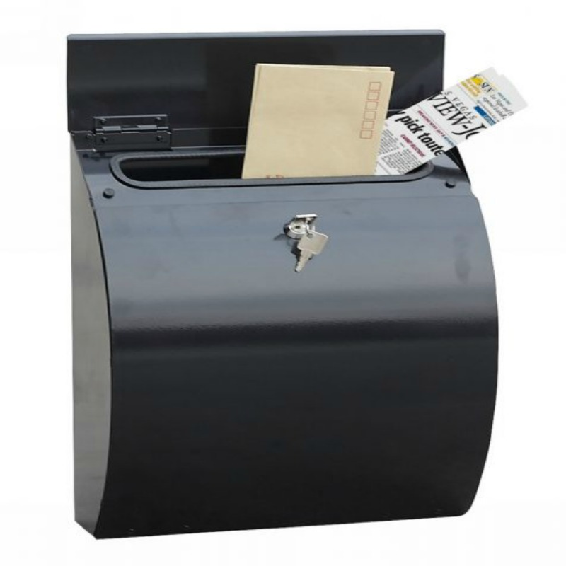 Curvo Top Loading Mail Box MB0112KB