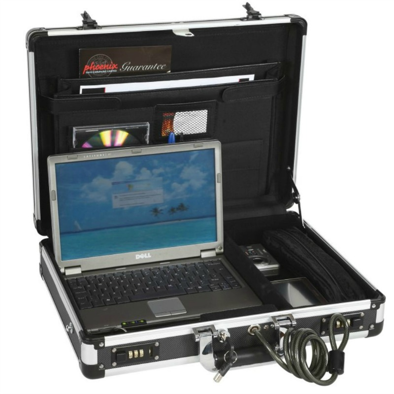 Phoenix Madrid Laptop Security Case SC0062CG