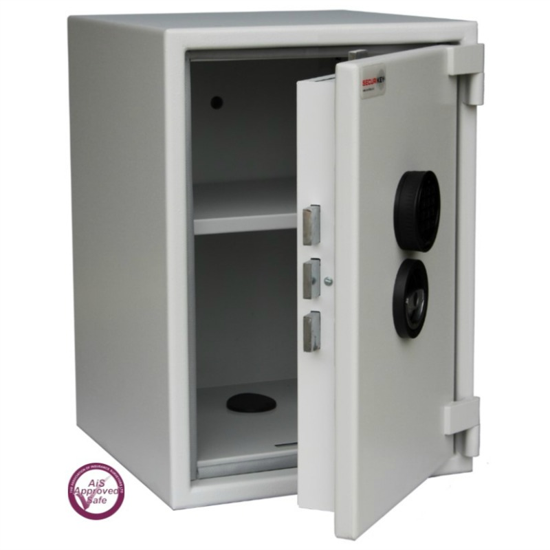 SECURIKEY  Euro Grade 0 055E Freestanding Safe Electronic Lock