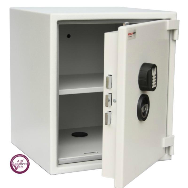 SECURIKEY  Euro Grade 0 085E Freestanding Safe Electronic Lock