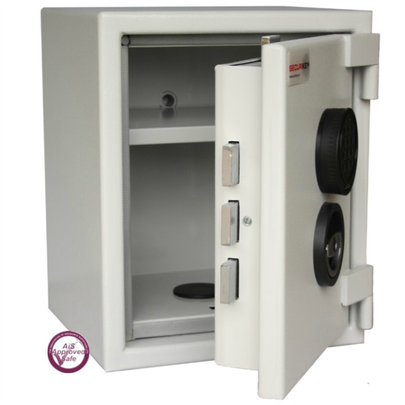 SECURIKEY  Euro Grade 1 055N Freestanding Safe Electronic Lock