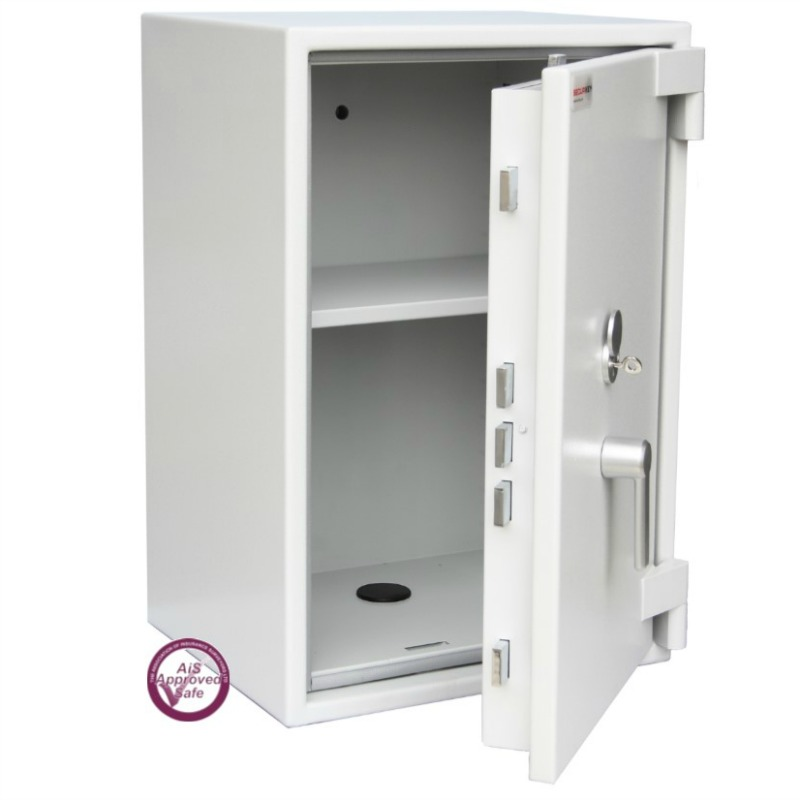 SECURIKEY  Euro Grade 1 095N Freestanding Safe with Key Lock