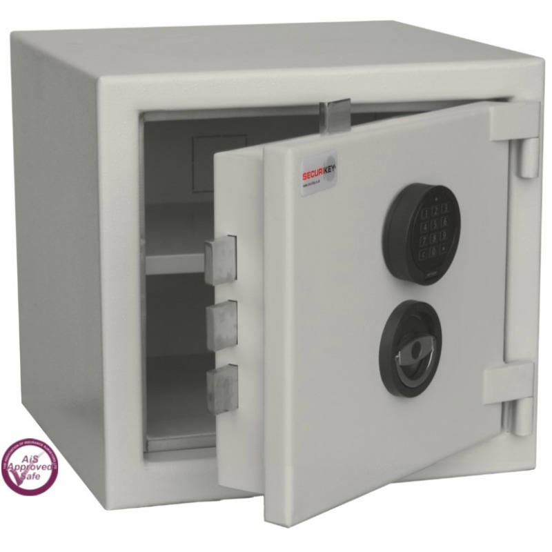 SECURIKEY  Euro Grade 2 040N Freestanding Safe Electronic Lock