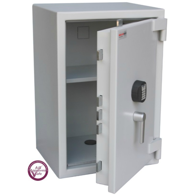 SECURIKEY  Euro Grade 2 095N Freestanding Safe Electronic Lock