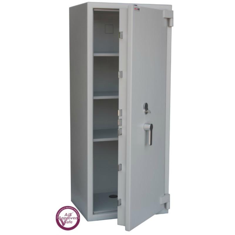 SECURIKEY  Euro Grade 2 285N Freestanding Safe with Key Lock