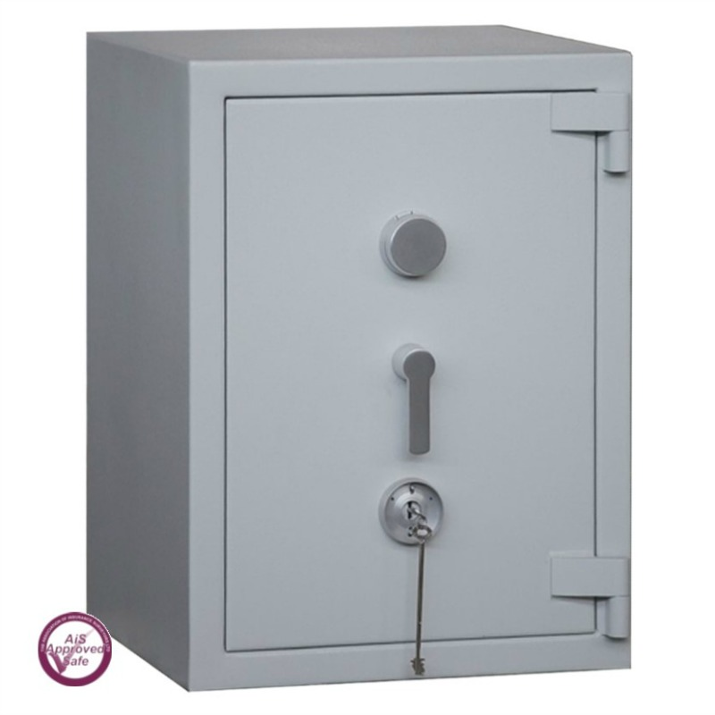 SECURIKEY  Euro Grade 5 100 Dual Locking ( Key and Mechanical Combination) Cash Safe