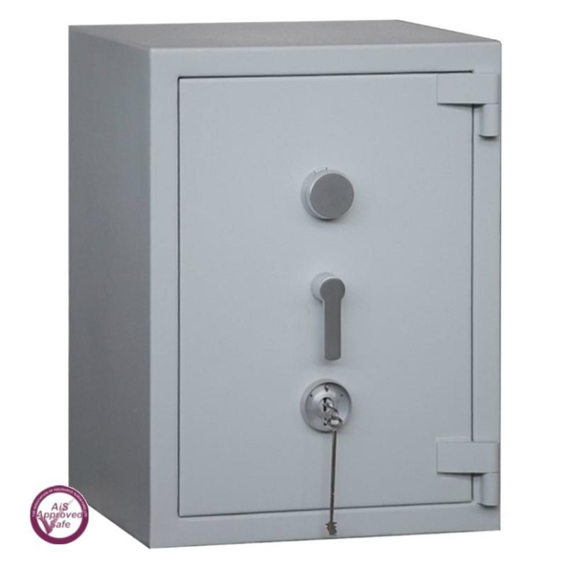 SECURIKEY  Euro Grade 5100 Dual Locking ( Key and Mechanical Combination) Cash Safe