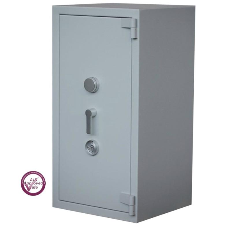 SECURIKEY  Euro Grade 5150 Dual Locking ( Key and Mechanical Combination) Cash Safe