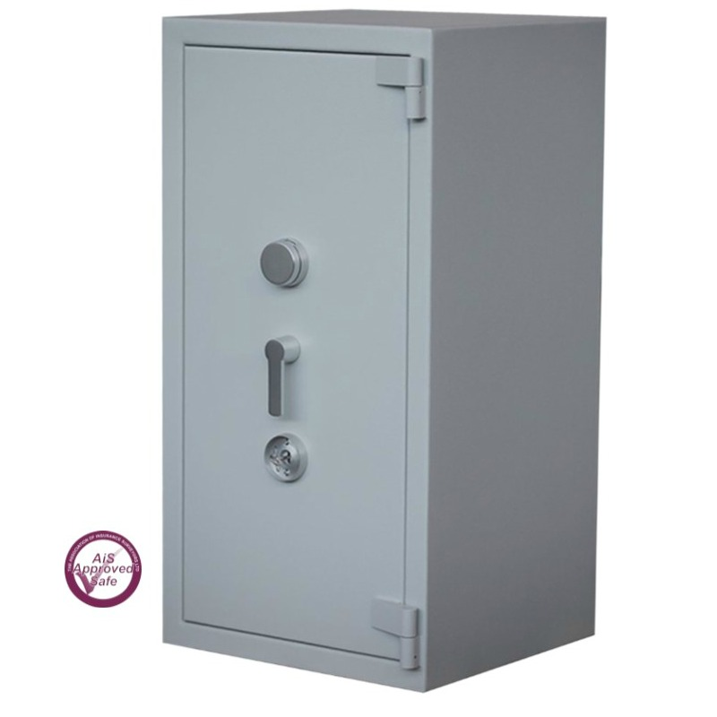 SECURIKEY  Euro Grade 5 150 Dual Locking ( Key and Mechanical Combination) Cash Safe