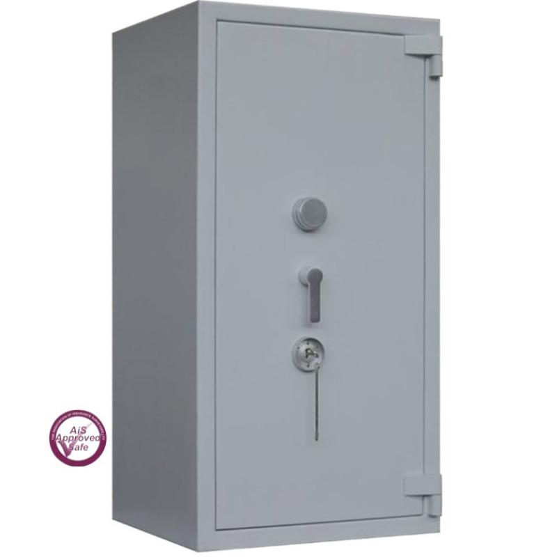 SECURIKEY  Euro Grade 5245 Dual Locking ( Key and Mechanical Combination) Cash Safe