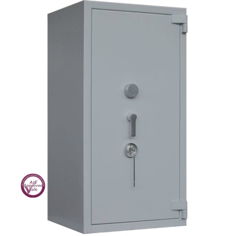 SECURIKEY  Euro Grade 5 245 Dual Locking ( Key and Mechanical Combination) Cash Safe