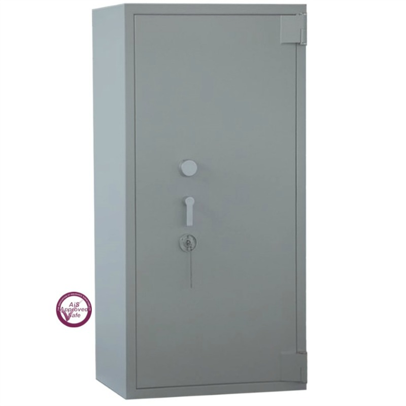 SECURIKEY  Euro Grade 5 535 Dual Locking ( Key and Mechanical Combination) Cash Safe