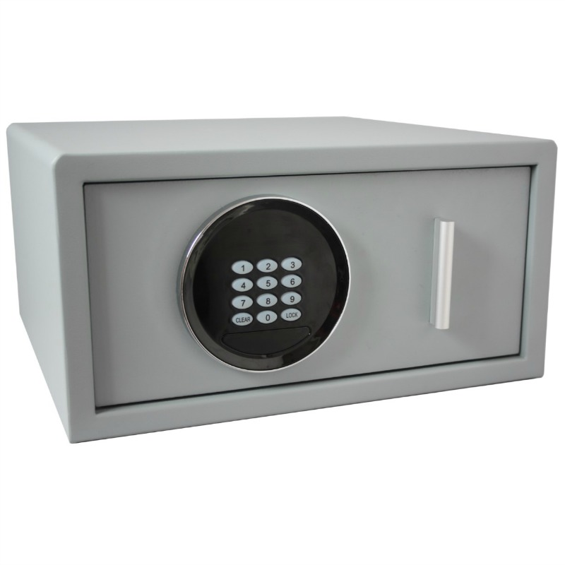 SECURIKEY Euro Vault Drawer Safe 17L