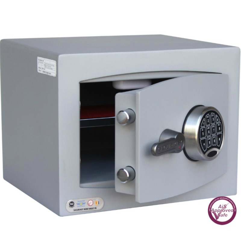SECURIKEY MINI VAULT GOLD FR 1  Electronic