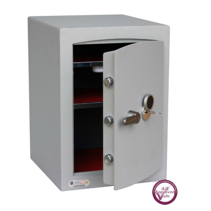 SECURIKEY Mini Vault S2 Silver 3 Electronic