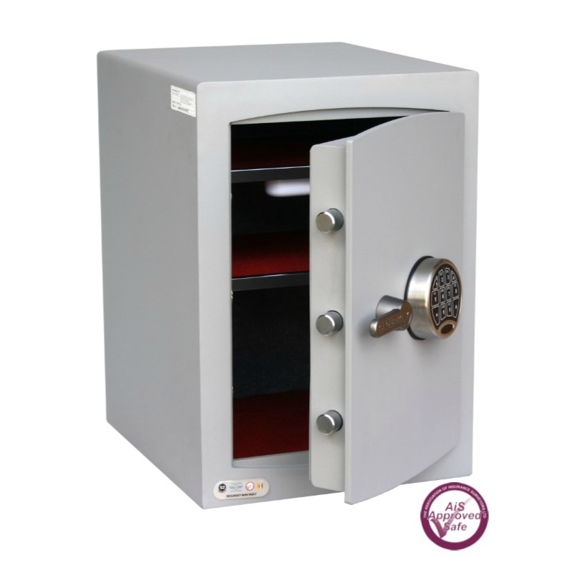 SECURIKEY Mini Vault S2 Silver 2 Electronic