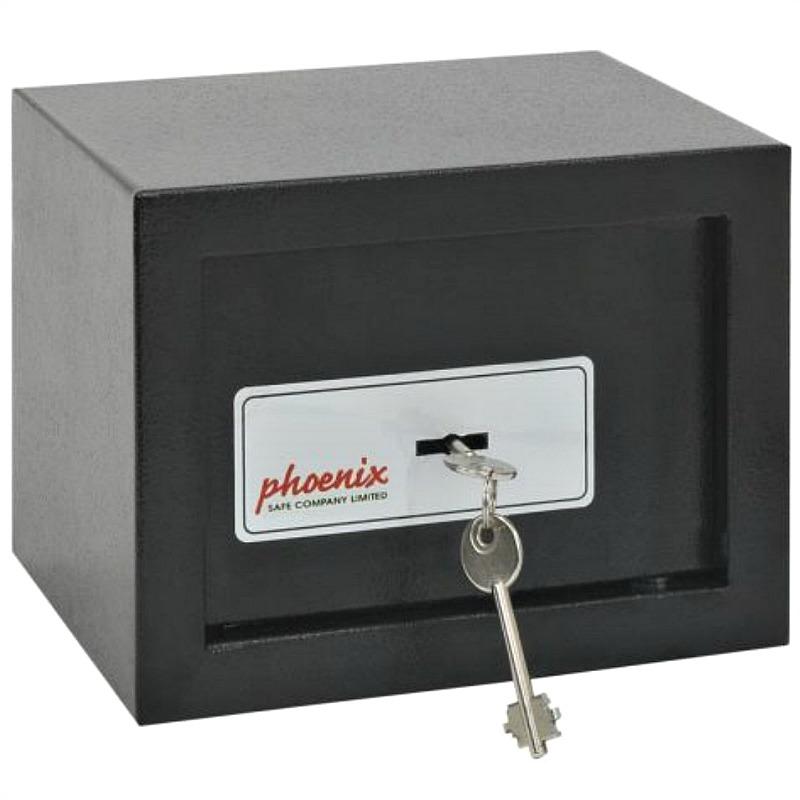 Phoenix Compact Key Locking Safe  SS0721K