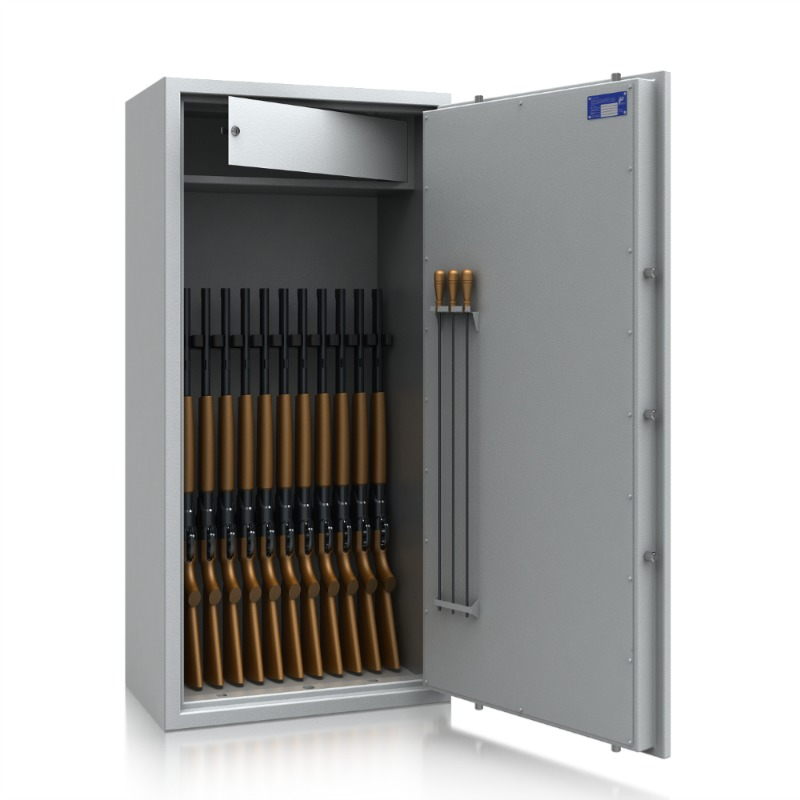 Burton Warden   W12FS  Biometric Gun Safe
