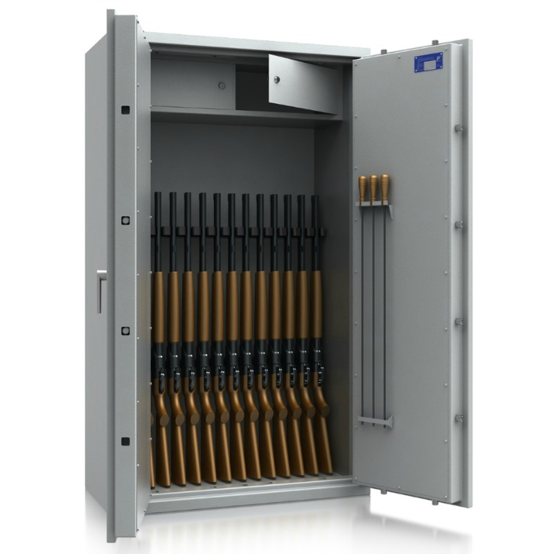 Burton Warden   W18E Gun Safe  £10k Rated
