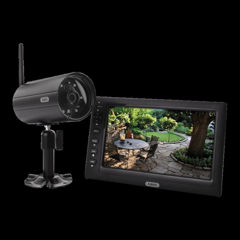 ABUS  Easy Home Surveillance CCTV Set