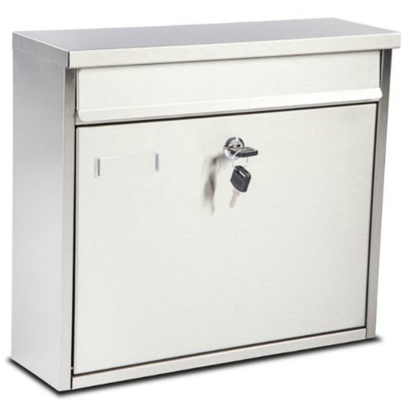 Grande -  Post Box Stainless Steel