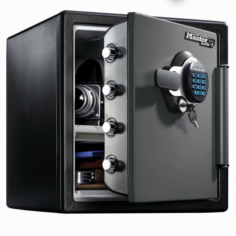 Master Lock Digital Fire/Water Safe SML-LTW-123GTC