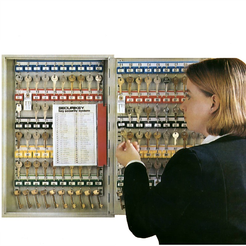 Securikey Keystor Key Cabinet K100