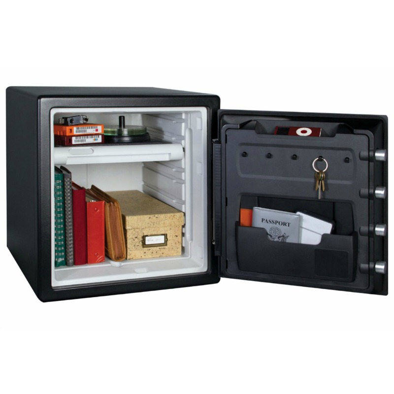 Master Lock Digital Fire/Water Safe SML-LFW-123FTC