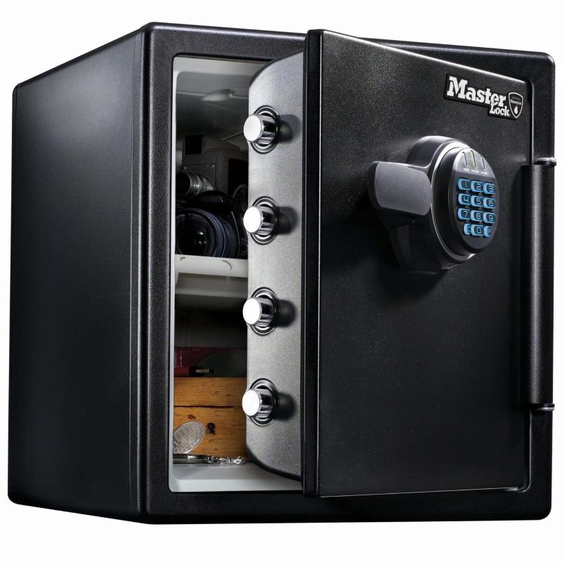 Master Lock 1 Hour Digital Fire Safe X Large LFW123FTC