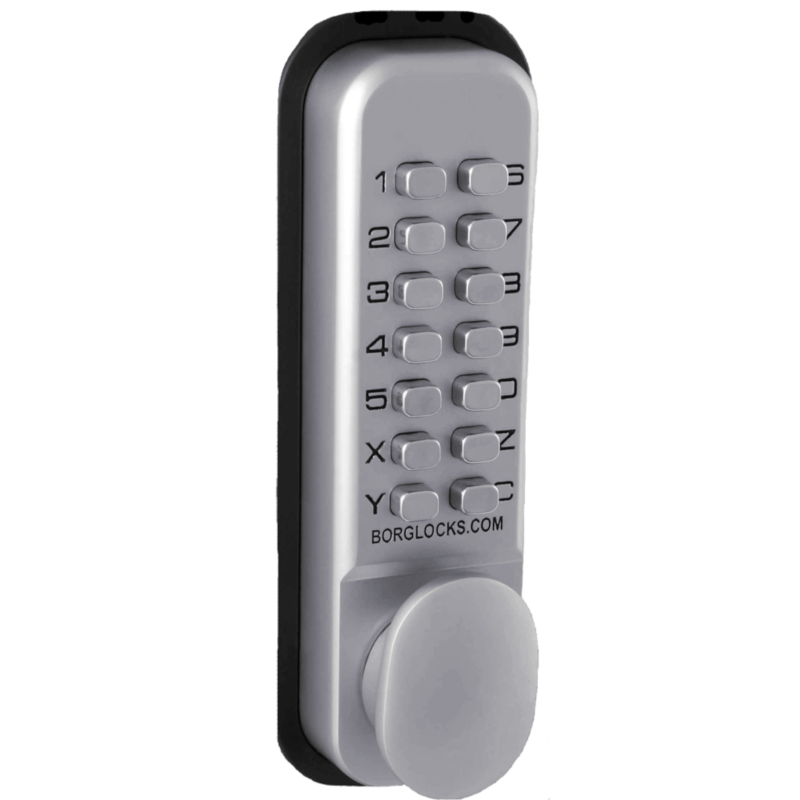 BORG BL2021 Digital Double Sided Back to Back Lock