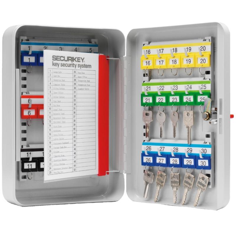 Securikey System Key Cabinet 30
