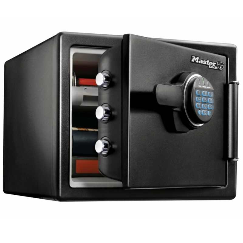 Master Lock Digital Fire Safe SML-LFW-082FTC