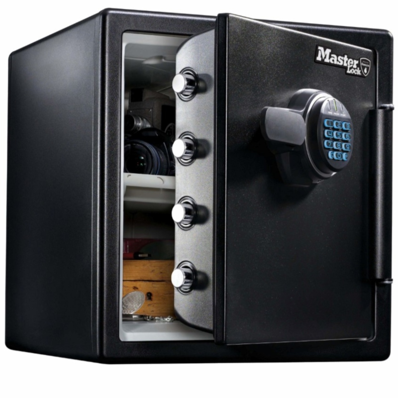 Master Lock Digital Fire Safe 1 Hour SML-LFW-123FTC