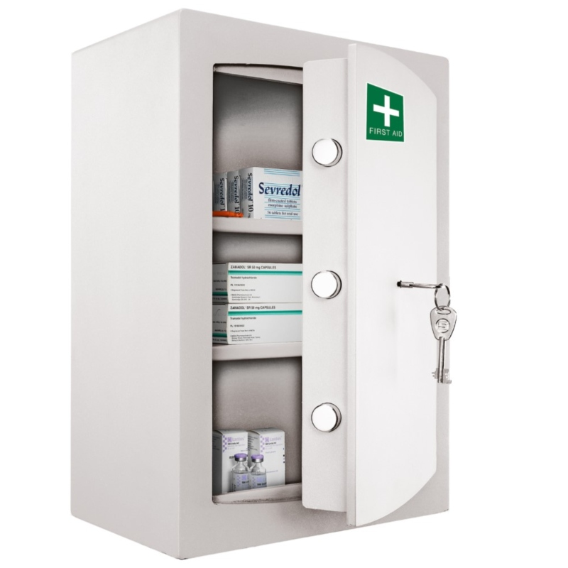 Securikey High Security Medicine Cabinet