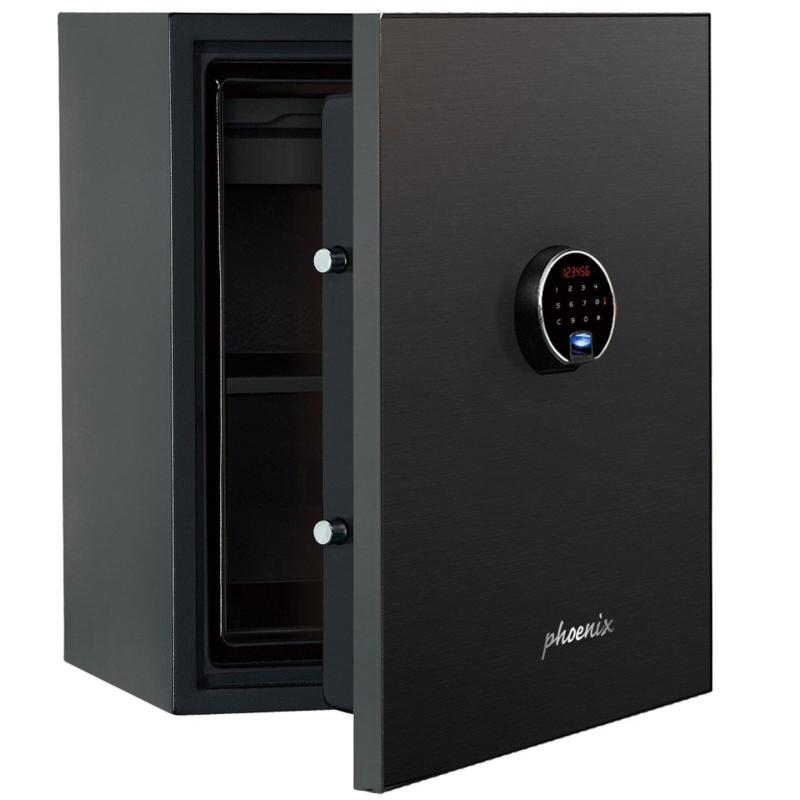 Phoenix Spectrum Plus LS6011FB Size 1 Luxury Fire Safe with Black Door Panel and Electronic Lock