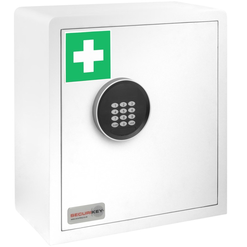 Securikey MEDICINE CABINET 180D ELECTRONIC