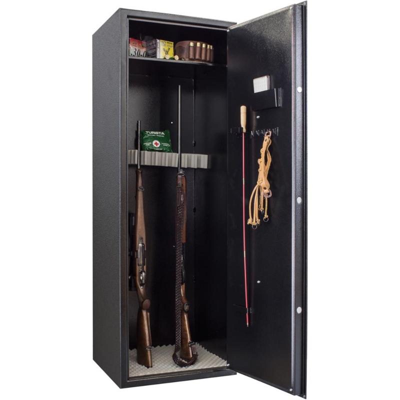 Burton Scout 10 Gun Safe. Key